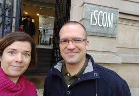 ISCOM Erasmus teaching mob